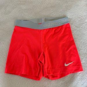 Neon Nike Spandex